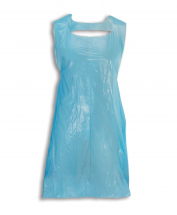 Disposable Polythene Aprons 20mu Colour-Natural (Pack-150)