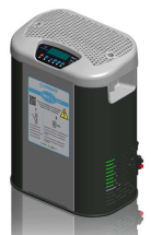 Depurair Compact (Battery) c/w Laser Particle Analyser