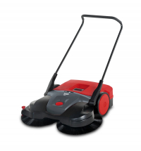 Haaga 697 Profi Battery Sweeper