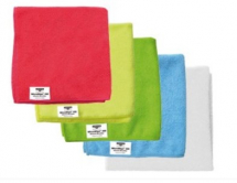 Microfibre Cloths & Mitts