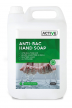 ACTIVE Hand Soap Anti Bac Non-Perfumed 5 Litre