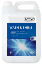 Wash & Shine Car Shampoo 5 Litre