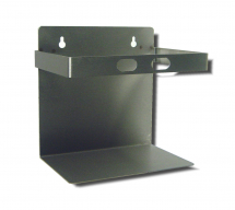 Wall bracket holds 1 x 5Litre or 2 x 2 Litre