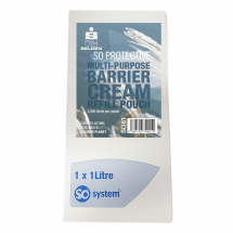 Pouch System Barrier Cream 3x1 Litre